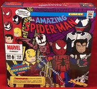 Kubrick - Amazing Spider-Man 5-Pack: Spidey, Venom, Carnage, Punisher & Daredevil - Complete  Sealed